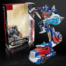 Hasbro деформационная игрушка autobot h6001 1 Оптимус Прайм
