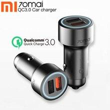 Xiaomi 70mai Quick Charge3.0 Dual USB Car Charger For Huawei