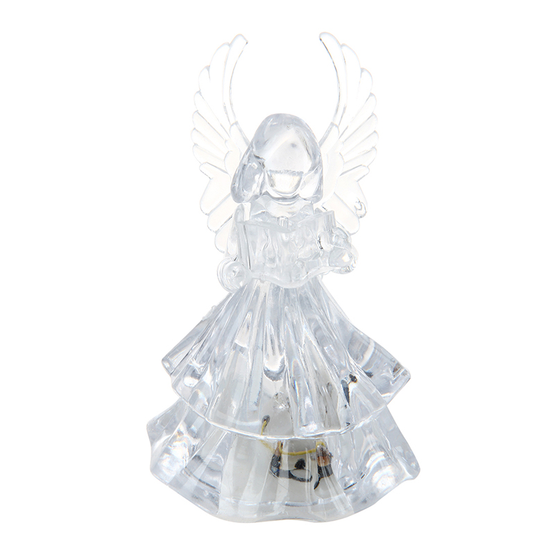 Top-Color Changing LED Angel Night Light