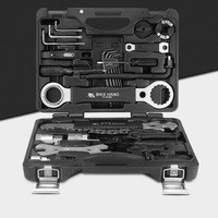 18pcs/Box Mountain Bike Bicycle Cycling Chain Maintenance Repair Tool Wrench Kit Full Function Wrench