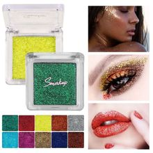 Shimmer Metallic Eye Shadow Pigment Powder Pallete Cosmetics 10 Colors Single Diamond Glitter Eyeshadow Palette Makeup 29 colors eyeshadow pallete shimmer matte glitter pigment makeup pallete cosmetics glitter luminous eye shadow palette
