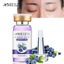 Blueberry Essence Lasting Moisturizing Facial Serum Pure Hyaluronic Acid Whitening Repair Firming Skin Serum TSLM1