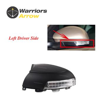 5n0949101b para vw tiguan sharan alhambra 2012 2015 frente esquerda porta retrovisor espelho flash transformar a luz do sinal lâmpada