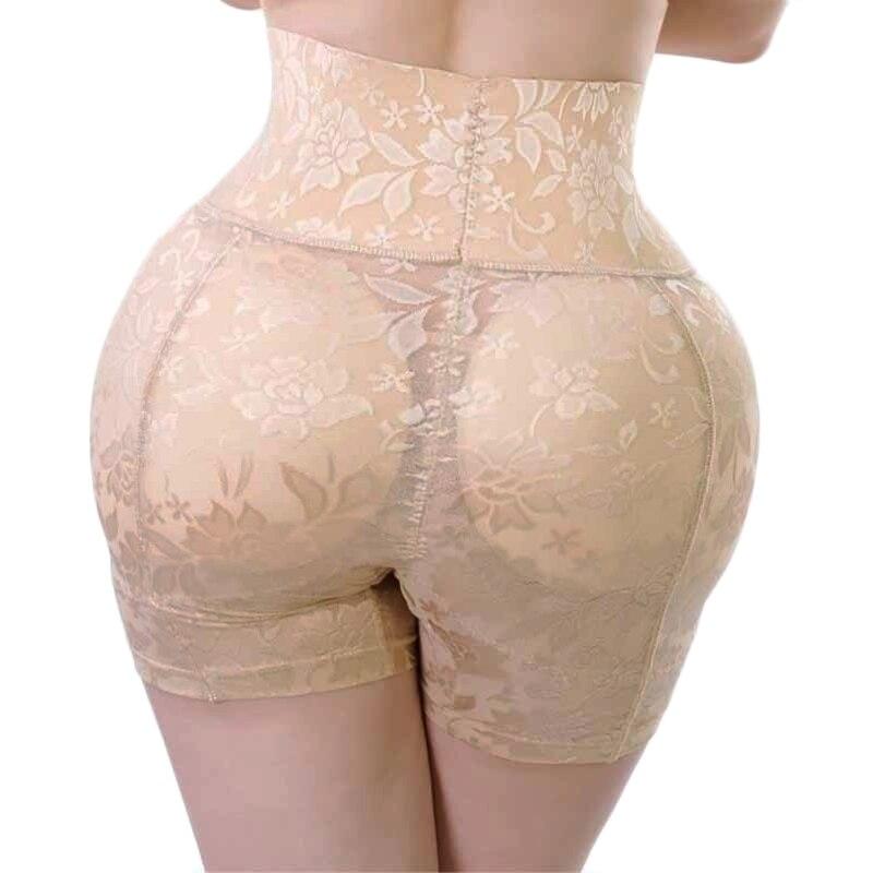 Twinso большая задница Хип усилитель Высокая Талия тренер для придания формы телу Для женщин сексуальный Свадебный нижнее бельё для девочек п...