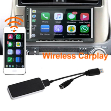 Lien intelligent sans fil Apple Carplay Dongle USB pour lecteur de Navigation Android Iphone Android