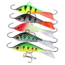 Крючки для зимней рыбалки с тройной крючок; одинарный крючок для зимней рыбалки Walleye