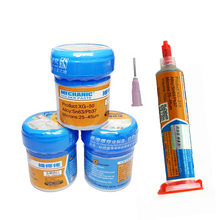 Liquid Flux Solder Paste XG-50 XG-Z40 35g 60g Leaded Welding Tool Low Temperature Melting Point 183 Degree Repair Solder Paste