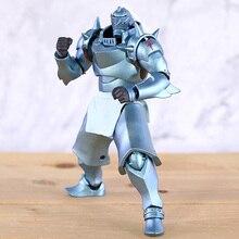 鋼の錬金術師アルフォンス · エルリックリボルテック山口アクションフィギュアコレクタブルモデル玩具
