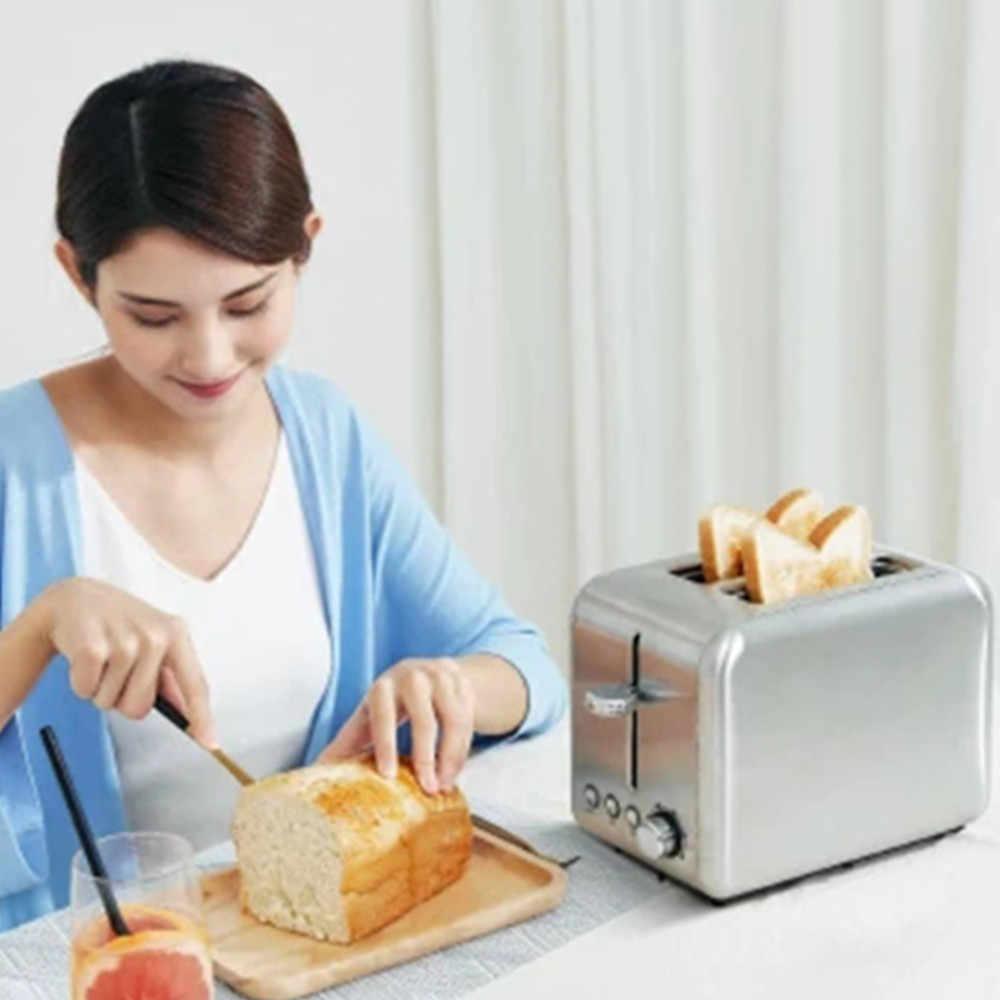 Deerma pain Machine à cuire grille-pain électrique ménage automatique Toast fabricant de Sandwich réchauffer cuisine gril four