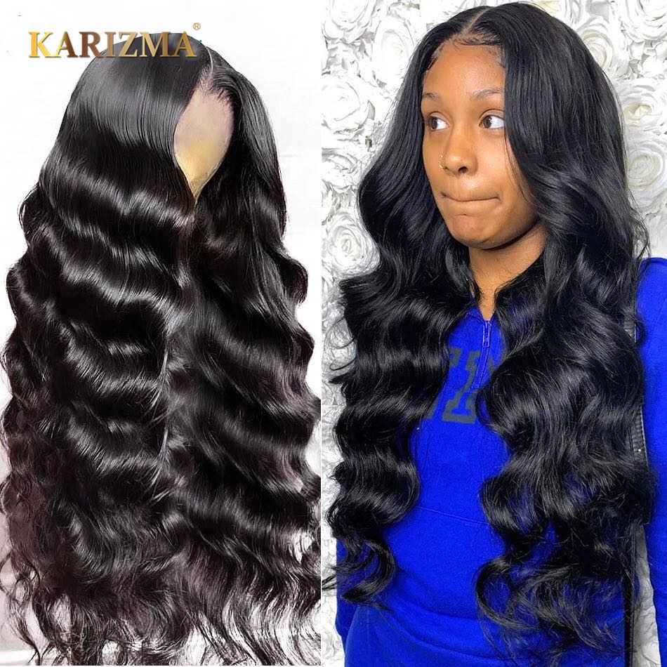 Бразильские волнистые передние парики 4x4, закрытие шнурка, человеческие волосы, предварительно отобранные волосы, Реми, человеческие волосы, закрытие шнурка, парик