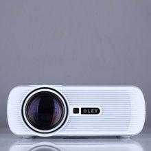 BL-80 светодиодный мини-проектор с поддержкой HDMI AV USB HD 1080p видео медиаплеер для домашнего кинотеатра презентаций и встреч с европейской вилкой