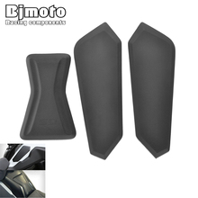 Motorcycle Anti slip Tank Pad 3M Side Gas Knee Grip Traction Pads Protector Sticker For BMW F750GS F850GS F 750/850 GS 2017 2019