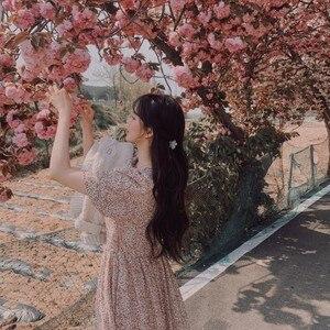 Летнее платье большого размера плюс с цветочным принтом, вечерние платья в стиле бохо с коротким рукавом