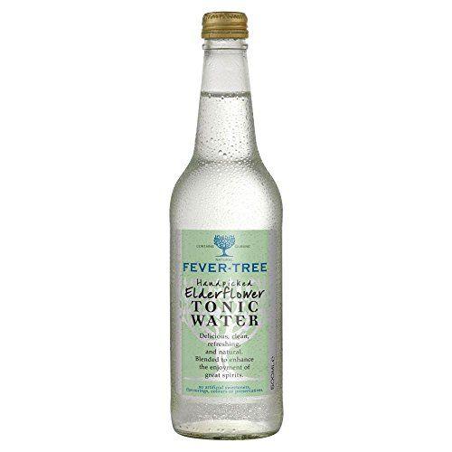 Fever Tree Elderflower Tonic Water (500ml)