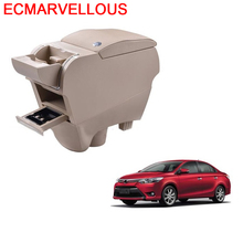 Mouldings Upgraded Car-styling Car Arm Rest Interior Modified Decorative Automobiles Styling Armrest Box 18 FOR Toyota Vios