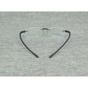 Image 5 - TAG Hezekiah Brand eyeglasses rimless men Women Myopia Optical Glasses Frame oculos de grau lunette de vue lunette de vue femme