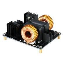 1000W 20A звс индукционный нагрев доска нагревательный модуль Flyback драйвер обогреватели Питание модуль постоянного тока 12 V-30 V