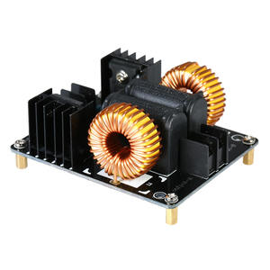 1000W 20A ZVS Induction Heating Board Heating Module Flyback Driver Heaters Power Supply Module DC 12V-30V