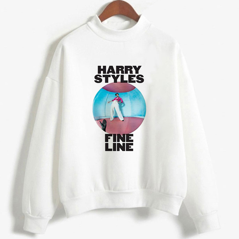 Harry Styles Hoodie Oversized Sweatshirt One Direction Women Clothes Lady Long Sleeve Casual Hoody Pullovers 2020 Kpop aesthetic 1