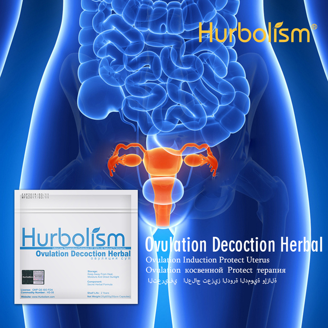 Woman to Get Pregnant Formula for-Change Womb PH-Promote Ovulation-Extend Egg Life Spam for Better Insemination Rate3