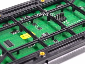 Image 4 - 40 יח\חבילה חיצוני P8 SMD3535 מלא צבע Led תצוגת מודול 256*128mm, p8 SMD RGB חיצוני (P4/P5/P6/P6.67/P10 על מכירה)