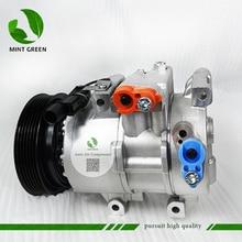 For Kia Cerato Compressor air conditioning  97701-2F800 977012F800AS 6SBU16C DV13 977012F800