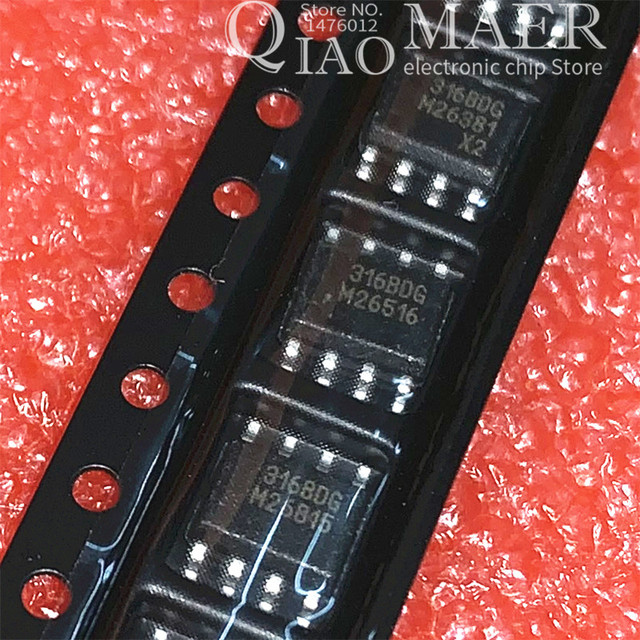 MLX90316 MLX90316KDC-BDG-SPI 316BDG   1 pièce, MLX90316 pe