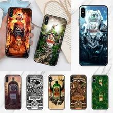 cas iphone 5s jagermeister - Achat en ligne | Aliexpress