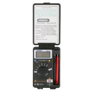 Image 5 - AUTOOL DM Mini Digital Multimeter 4000แสดง,DC/ACโวลต์มิเตอร์,NCV Ohm Capacitance,hzความต้านทาน,โวลต์มิเตอร์รถTest