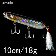 Lawaia Fishing Lures Luya Simulation Baits Walking Dog Long-range Road Sub-bait Floating Water Pencil Z Word Surface