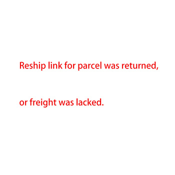 Reship Link For Parcel Was Returned Or Freight Was Lacked image