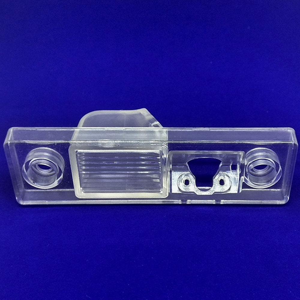 BYNCG Автомобильный кронштейн для задней камеры Крепление номерного знака Освещение Корпус для Chevrolet Aveo Lacetti Captiva Orlando Epica Cruze Takuma