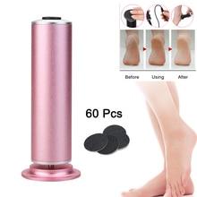 Electric Pedicure Tools Foot Care File Leg Heels Remove Dead Skin Callus Remover Feet Clean Care Machine US EU UK Plug