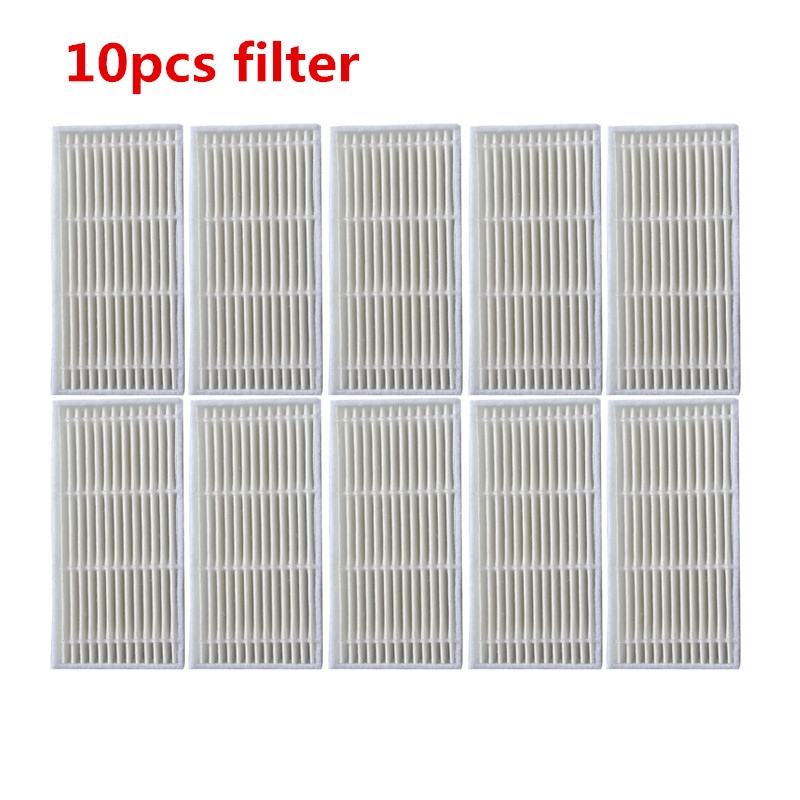 Robot Vacuum Cleaner HEPA Filter For Midea VCR03 Robot Vacuum Cleaner Brush Parts Accessories