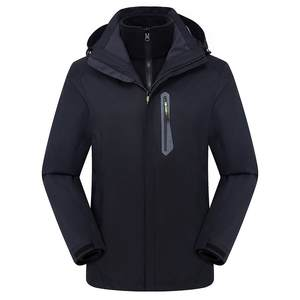 JAYCOSIN Jacket Men Winter Outdoor Windproof Long Sleeve Cotton Outwear Jacket Coat Waterproof Warm Mens Jackets Coats 19AUG24