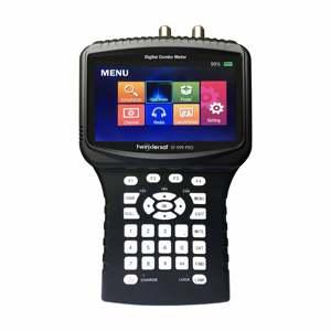 "Image 3 - Digital SatelliteและTerrestrial & HD ComboเมตรสัญญาณSF 999 PRO 4.3 ""หน้าจอเครื่องวิเคราะห์สเปกตรัมYoutube WiFi Powervu CS"
