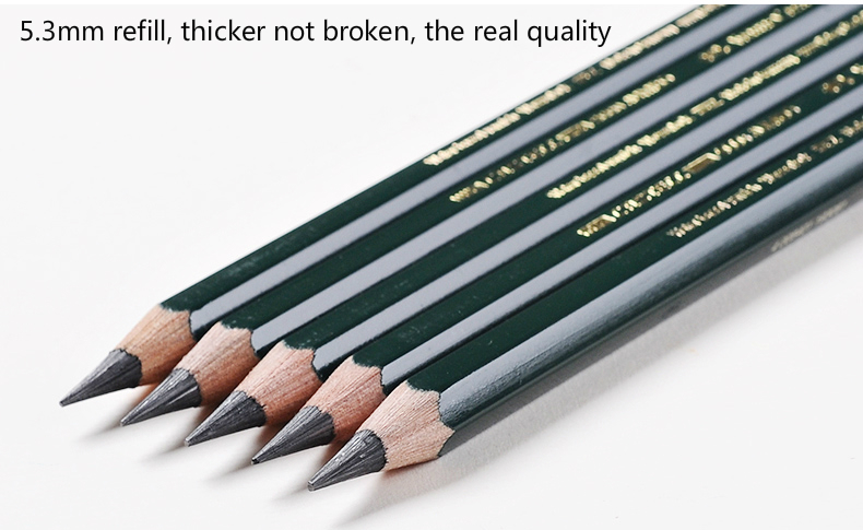 Faber castel 16 pçs caixa lápis de