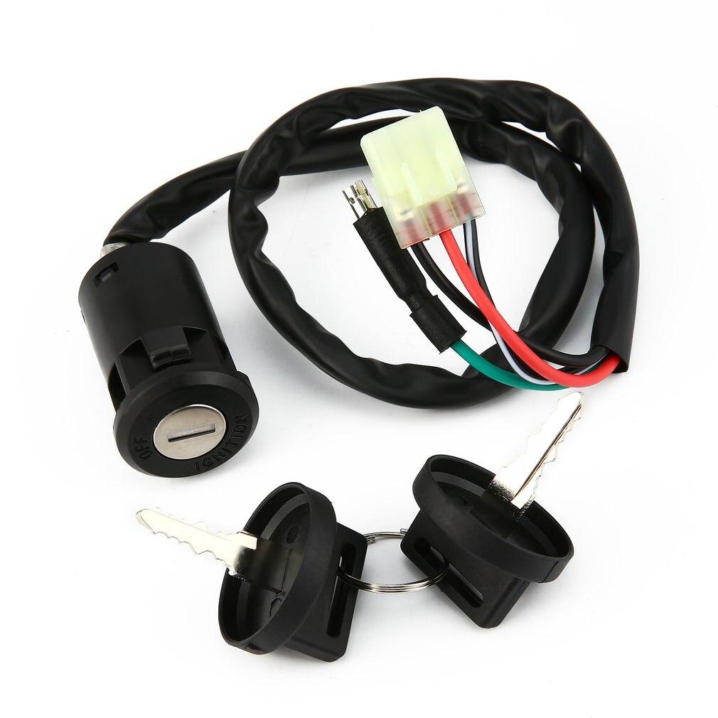 Ignition KeY Switch Fits For Honda TRX400EX TRX 400EX 1999 2000 2001 2002 2003 2004