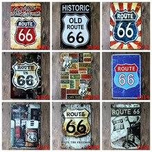 Placa de aceite de Motor Vintage Metal estaño signos Home Bar Pub garaje gasolinera placas de hierro decorativas pegatinas de pared arte cartel