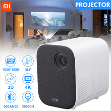 Xiaomi Mijia MINI projecteur TV 4K DLP Full HD 1080P projecteur 30000 LED Wifi bluetooth 3D Home cinéma projecteur