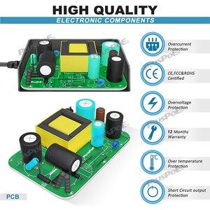 AC / DC адаптер DC 5 V 0.5A 1A 2A 2.5A 3A AC 100-240V конвертер адаптер питания 5 V Вольт 1000MA зарядное устройство мини USB