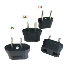 Europese EU VS AU Plug Adapter Amerikaanse China Japan Ons EU Euro Travel Adapter AC Converter Power Charger Sockets outlet(China)