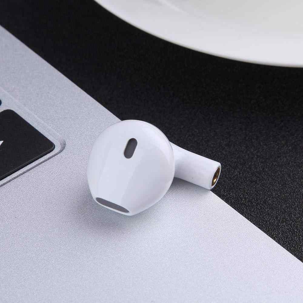 Fanshu słuchawki Bluetooth słuchawki bezprzewodowe Mini TWS słuchawki sportowe niewidoczne słuchawkowy zestaw głośnomówiący Stereo słuchawki douszne z mikrofonem dla smartfonów