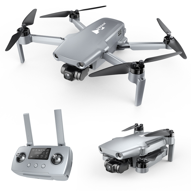64/128GB ZINO MINI PRO APP X-Hubsan2 Visual tracking ATVT3.0 Graph transmission distance 10km 4K HD camera 40minutes flying time 1