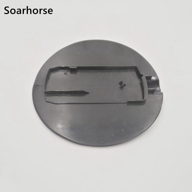 Soarhorse 1 Piece Car Oil Fuel tank cover cap for ford focus II mk2 2005 2006 2007 2008 2009 2010 2011