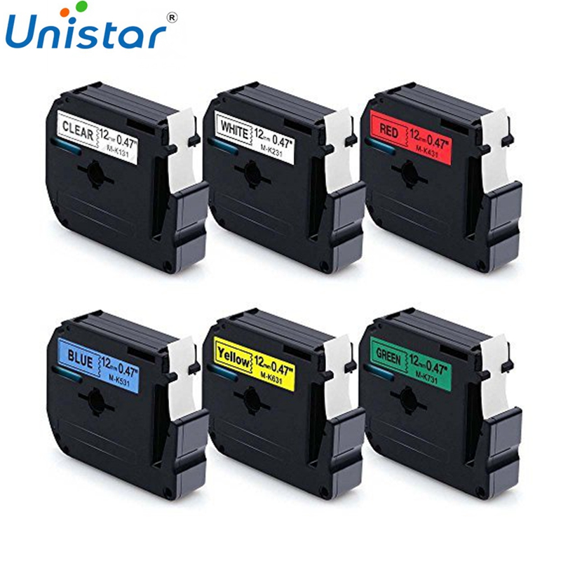 Unistar M231 Compatible With Brother 12mm(0.47