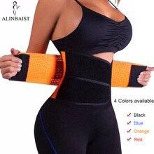 Neoprene Sweat Belt Waist Trainer Workout Trimmer Body Shaper Weight Loss Exercise Slimming Girdle Waist Support Women Men
