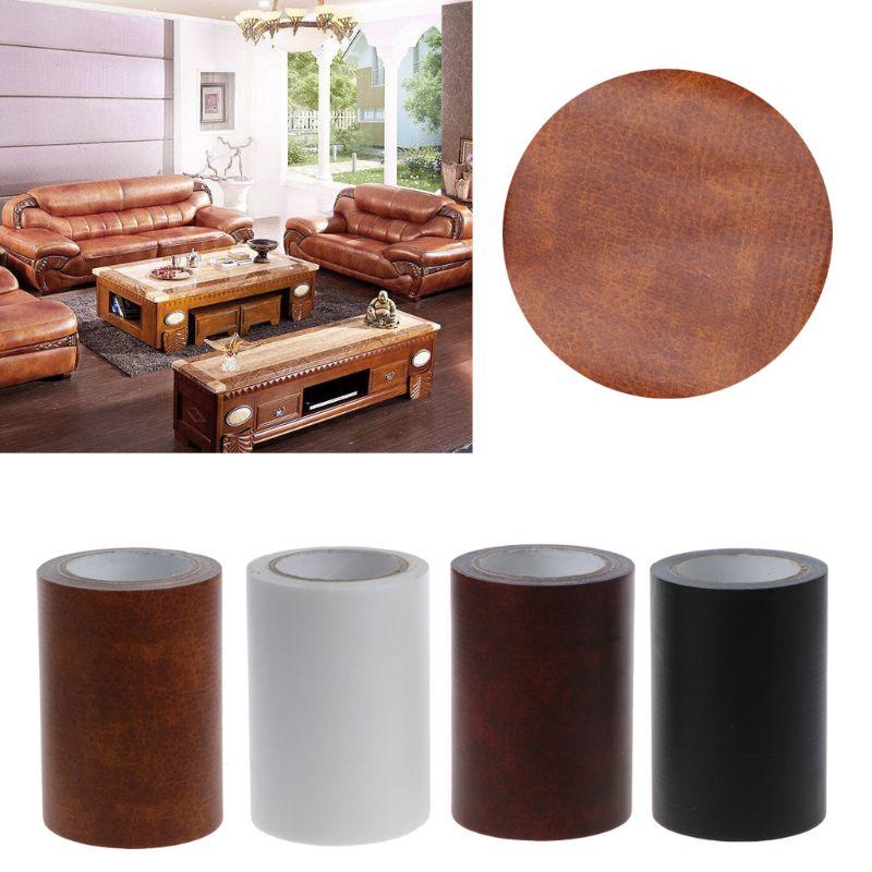 Simulated Leather Repair Tape Self-Adhesive Leather Repair Patch Sofa Furniture