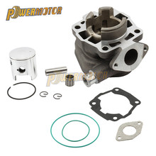 For KTM 50 SX Pro For KTM 50CC-65CC Cylinder Piston Ring Gasket Kit Performance 45mm Big Bore kit Pit Bike Dirt Bike