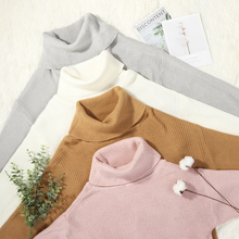 Sweater Women Turtleneck Pullover Wome Pink Female Clothing 3XL Lady Top Sweater Over Size Winter Pull Femme Nouveaute 2019